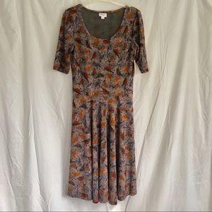 NWT LuLaRoe Size M Nicole dress